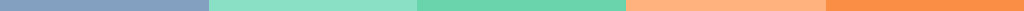 Gekleurde balk