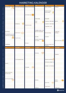 2020 marketing kalender