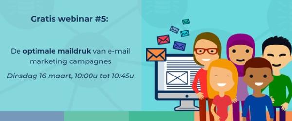 E-mailmarketing tips webinar